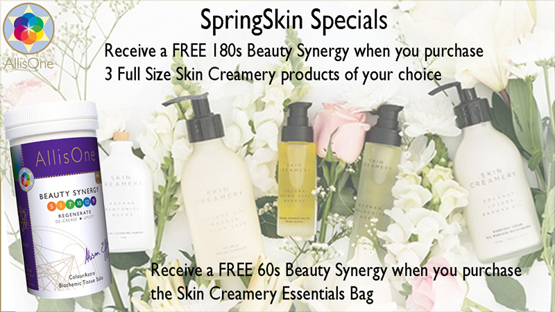 Spring skin special offers